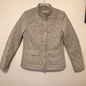 a new day Quilted Coat Size M